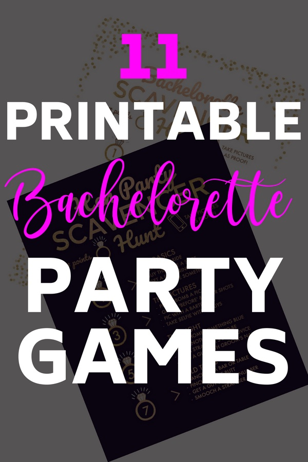 photo about Printable Bachelorette Party Games called 11 Bachelorette Get together Online games That Will Comprise Every person Laughing