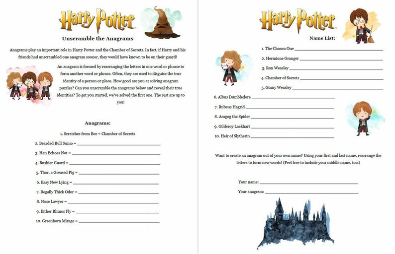 image regarding Printable Sorting Hat Quiz known as 19 Harry Potter Bachelorette Occasion Designs Muggles Enjoy - The